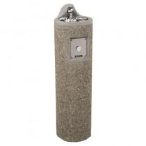 Cement Pedestal Drinking Fountain